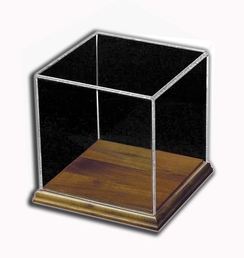 Box Case with Hardwood Base