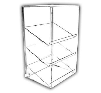 Angled-Shelf Cases