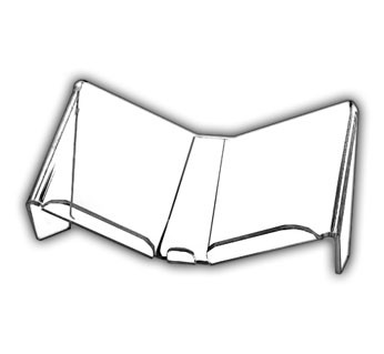 Tilted Open Book Displays