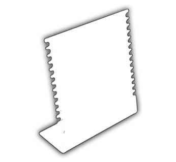 One-Piece Necklace Displays- 11³/₄ x 10⁵/₈ x 4