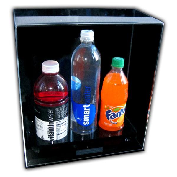 Custom 3 Bottle Display