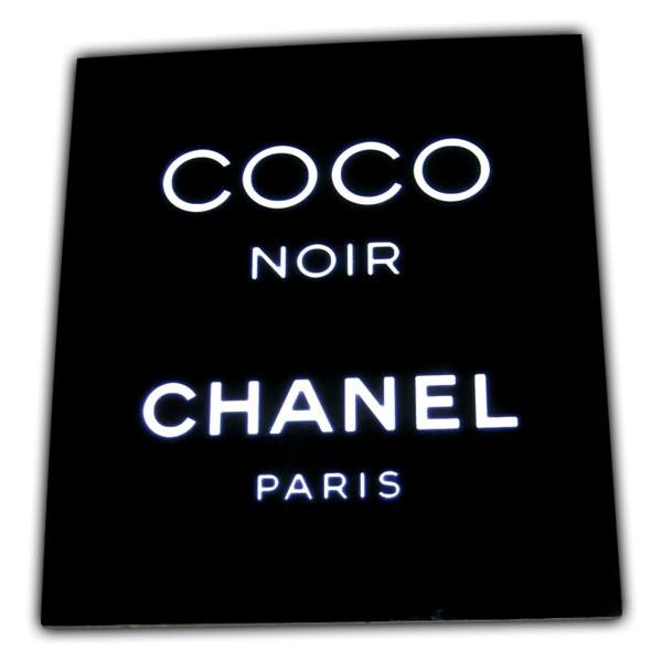 Coco Noir Custom Sign