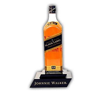 Johnnie Walker LED Bottle Glorifier