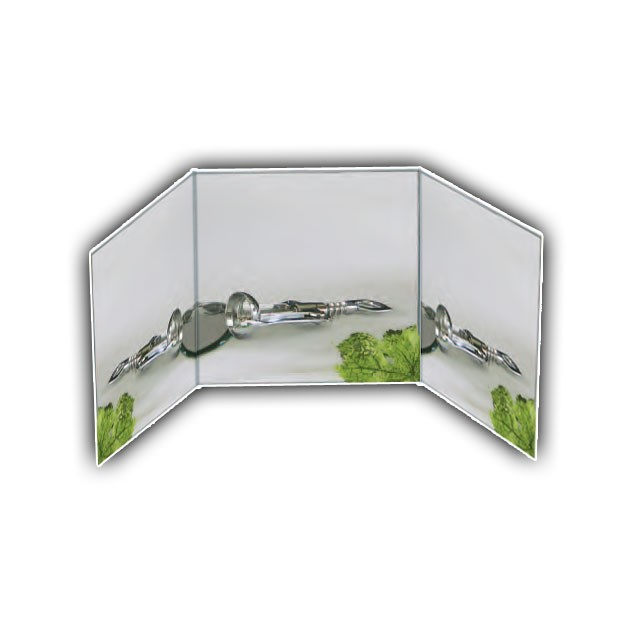 Three-Way Acrylic Mirrors