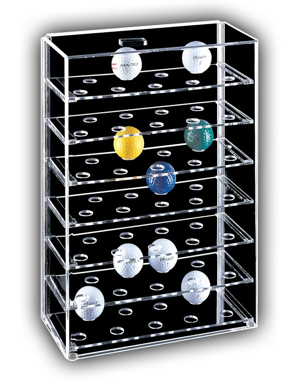 Multi Ball Golf Ball Display