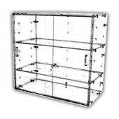 Flat Shelf Knock Down Case