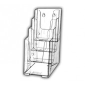 Economy Multi-Level Holder Trifold Style-4 Levels