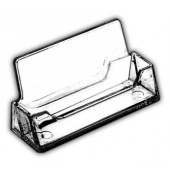 Machine-Molded Business Card Holders