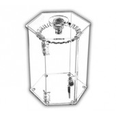 Hexagonal Locking Necklace Case