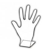 Acrylic Hands