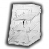 Three-Tray Angled-Front Cabinet