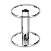 Round Barbell Risers