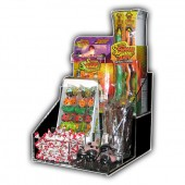 Multi Bin Candy Dispenser