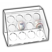 Baseball Multi Case 12 Ball Enclosure