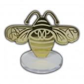 Custom Bee Shaped Award