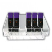 Galler Chocolate Shelf Display