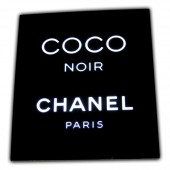 Coco Noir Custom Sign