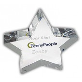 Screen Printed Star Award
