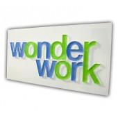 Wonderwork 3D Logo