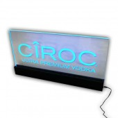 Lighted Ciroc Sign