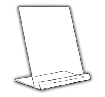 Flat Display Easel
