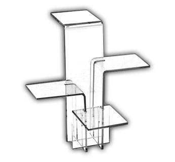 Interlocking Four Way Riser