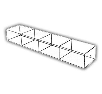 Narrow Trays