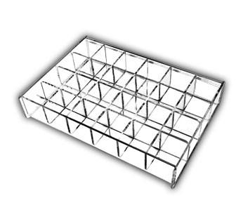 Adjustable Bin Trays