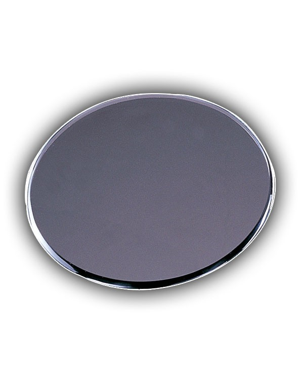 Round Beveled Glass Mirrors