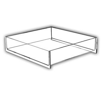 Open Countertop Trays
