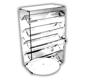 Double Locking-Door Ring Case