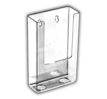 Tri-Fold Brochure Holders- Wallmount