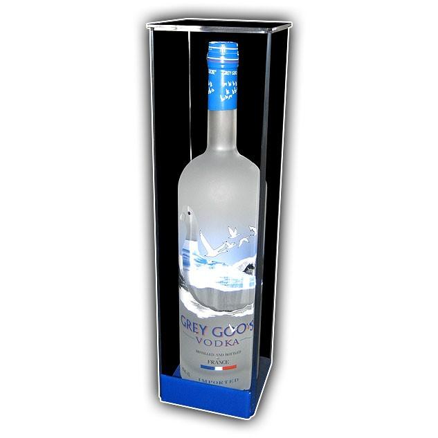 Single Bottle Display