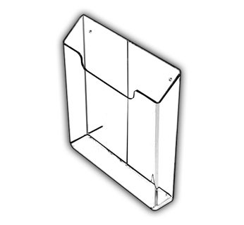 Single-pocket wall-Mounting Holders