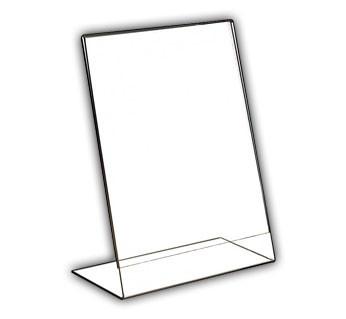 Angled Acrylic Frames