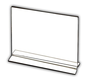 Bottom-Loading Acrylic Frames