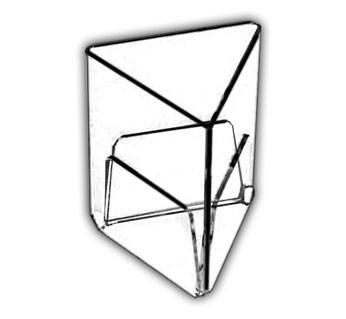 Three-Sign Triangle Frames