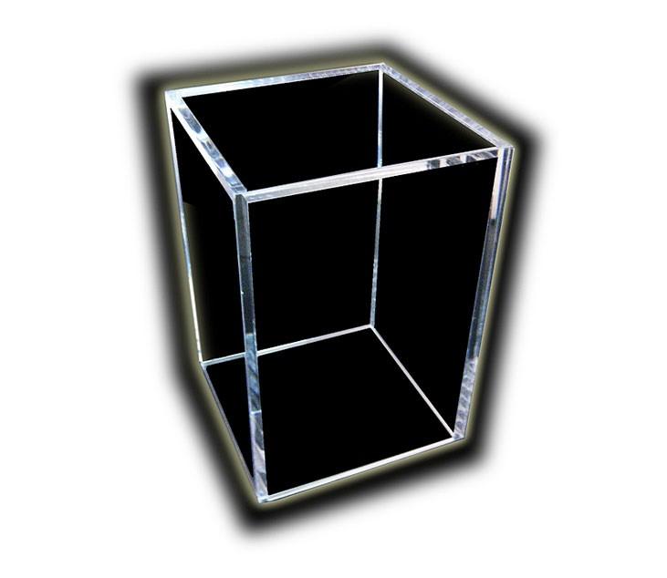 Clear 3/8 Acrylic Box