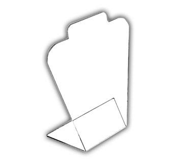 One-Piece Necklace Displays-111/₂ x 81/₂ x 4