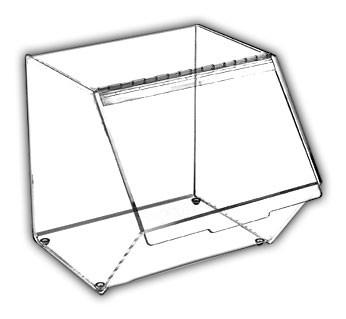 Stackable Bagel Bins