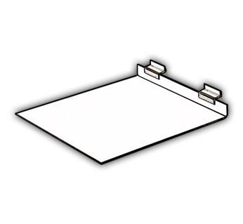 Molded Economy Shelves - Straight Shelves