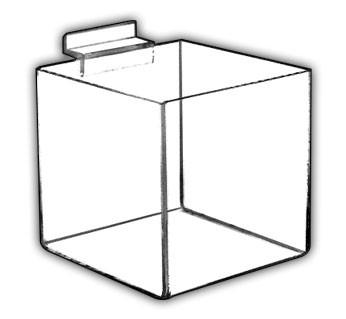 Square Bins