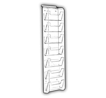Vertical Multi-Pocket Displays