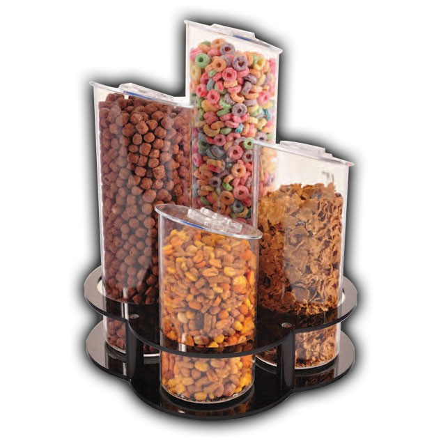 Rotating Cereal Tubes