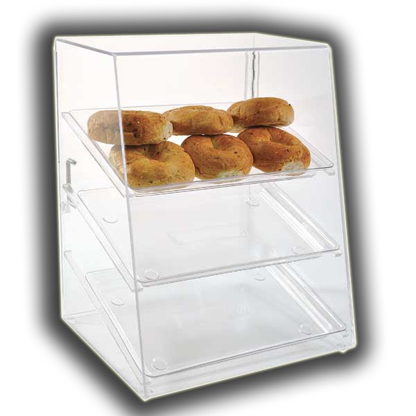 Wide Three-Tray Cabinets