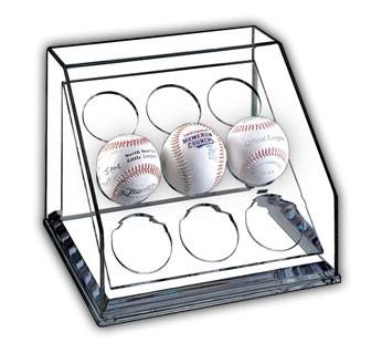 Baseball Multi Case 9 Ball Enclosure