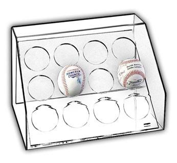 Baseball Multi Case 12 Ball Enclosure