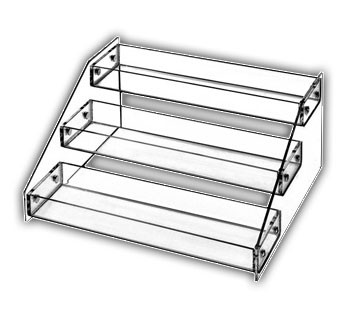 Collapsible 3-Tier Rack