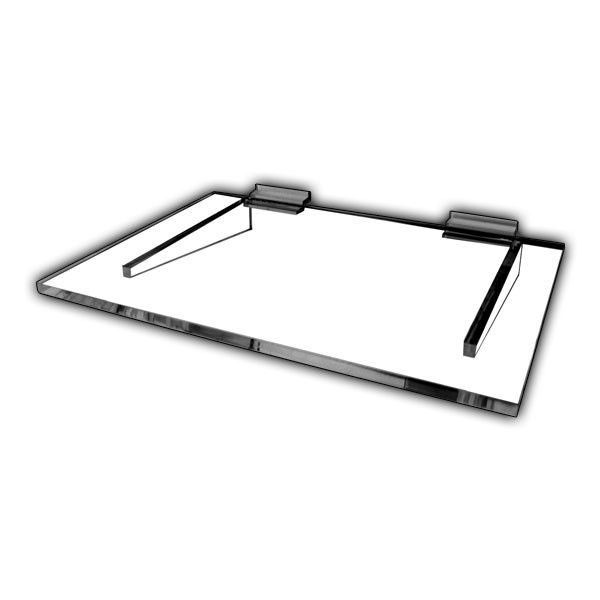 Custom Slatwall Shelf