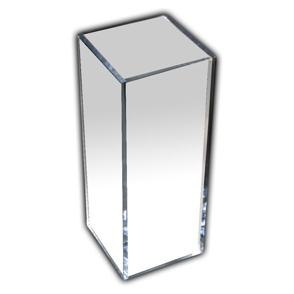 Small Mirror Pedestal